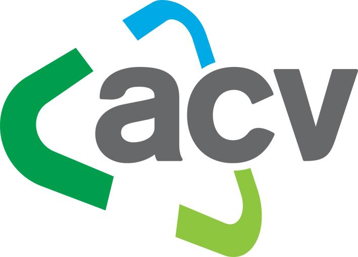 Afvalcombinatie De Vallei (ACV)  logo