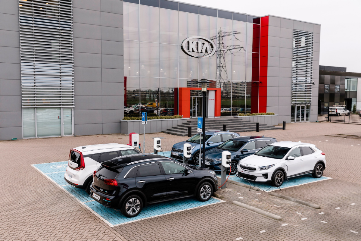 Over Kia Motors Nederland