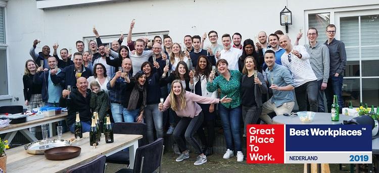 Team Werkmandejong GPTW